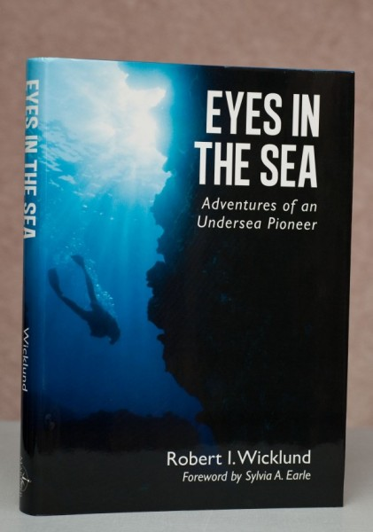 Eyes in the Sea, front cover