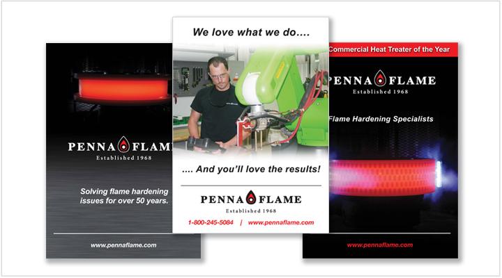 Media Frogg Ad design example