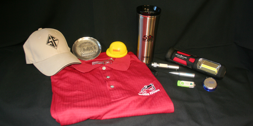 Media Frogg promotional products examples