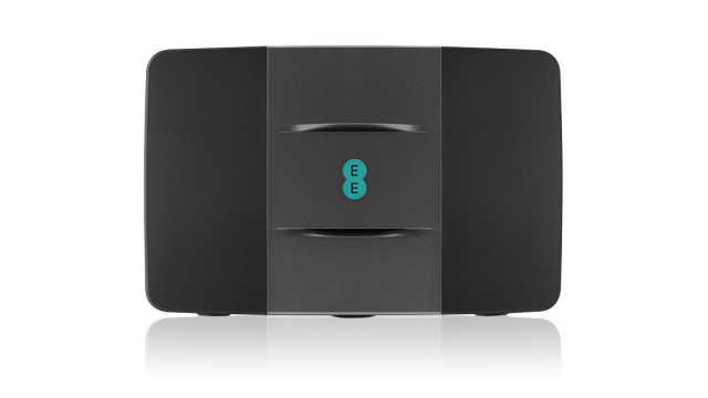 EE SmartHub router