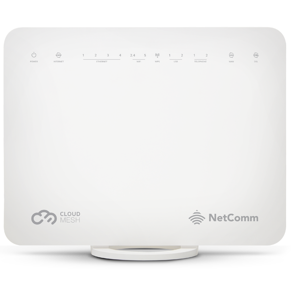 NetComm Wireless NF18ACV router
