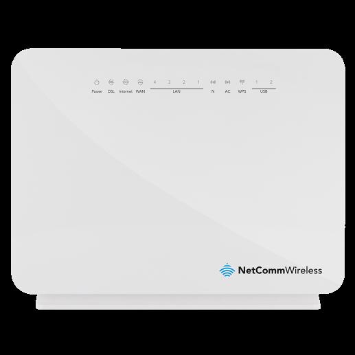 NetComm Wireless NF8AC