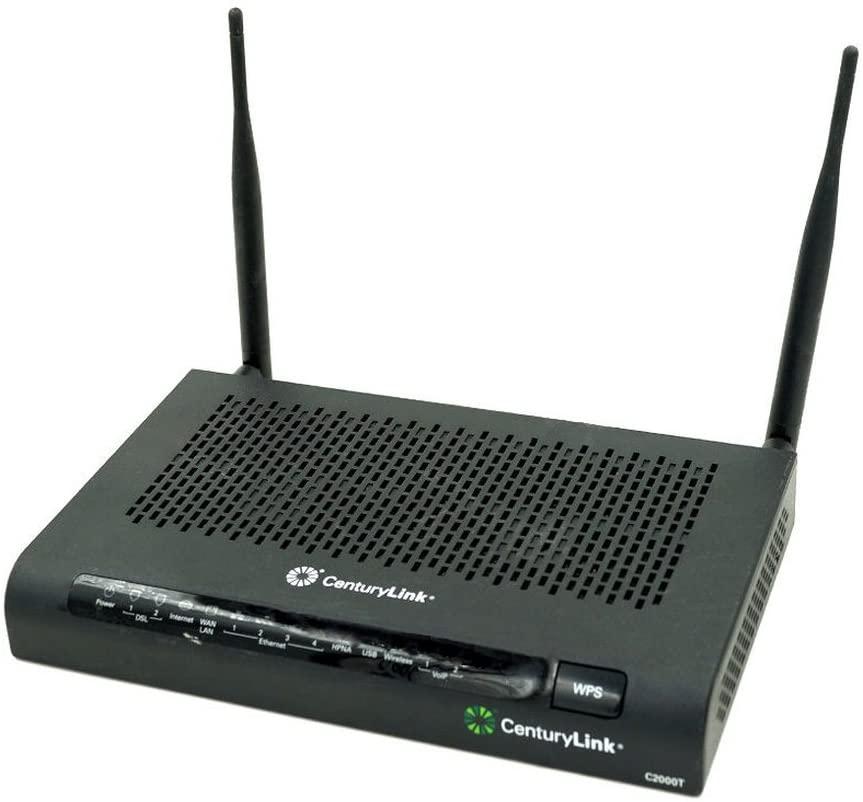 CenturyLink Technicolor C2000T modem/WiFi router