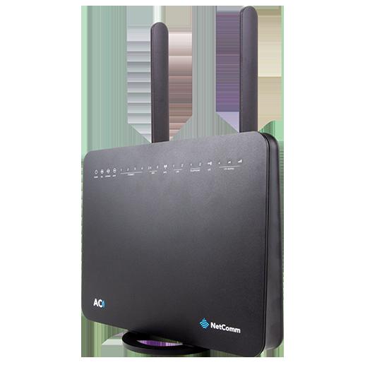 NetComm Wireless App