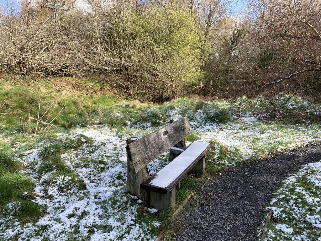 Snow on the Heath