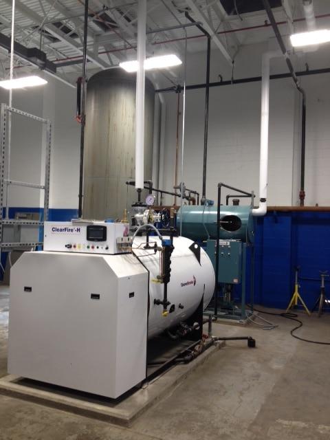 Evansville HVAC Boiler Chiller