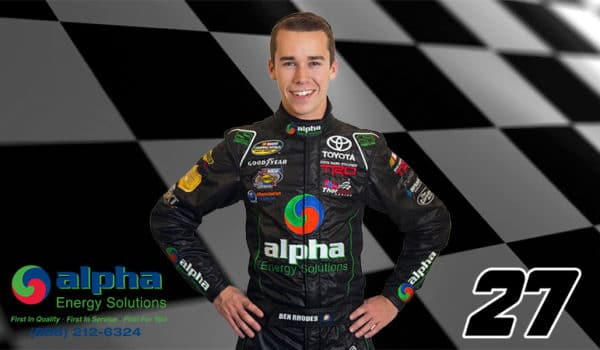 Ben Rhodes and Alpha Energy Solutions