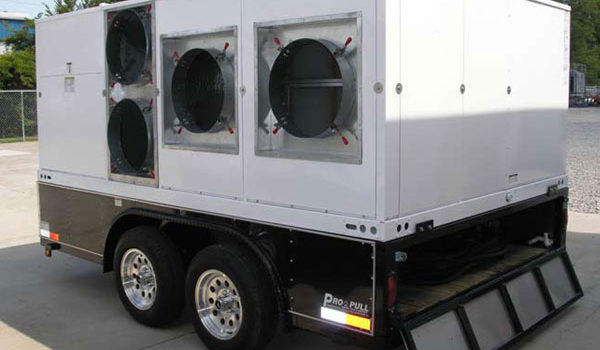 air conditioning rentals applications