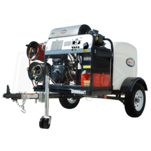 hot water jetter sewer treatment