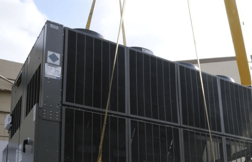 air conditioning rentals selection