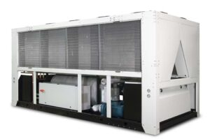 chiller rentals and HVAC materials