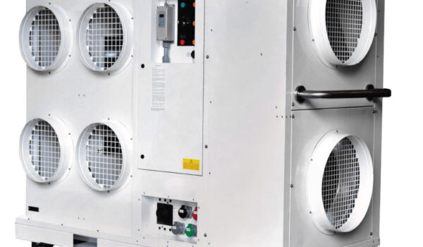 air conditioning rentals materials