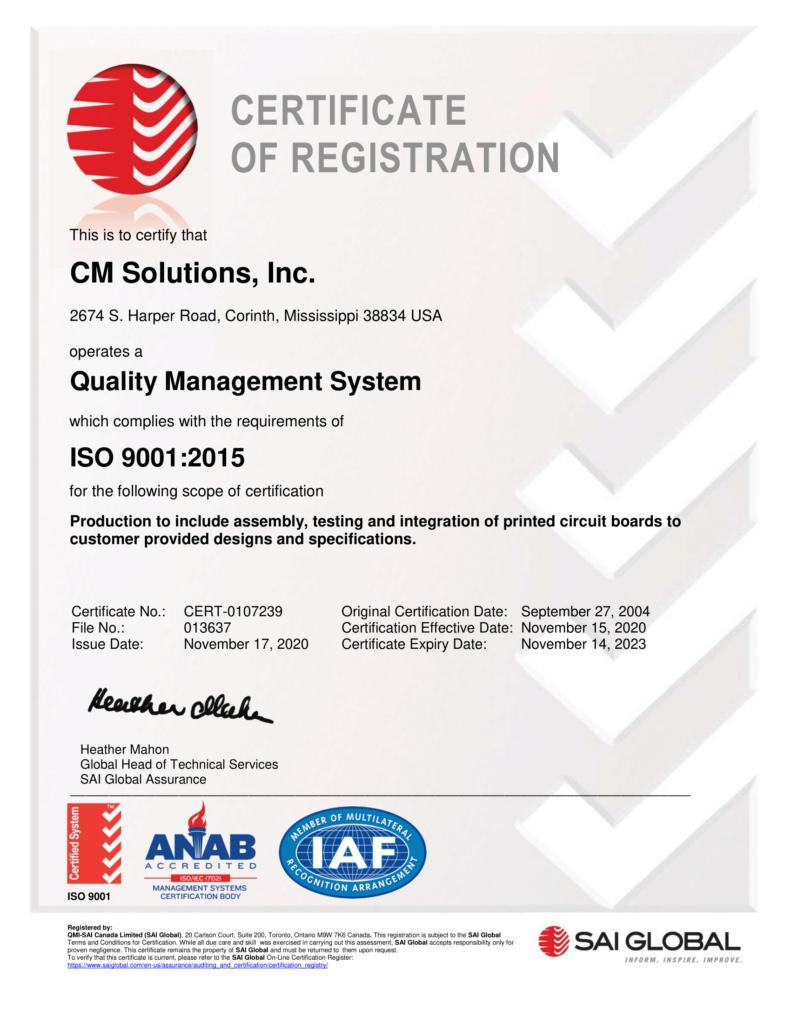 2020 ISO Certificate of Registration-1