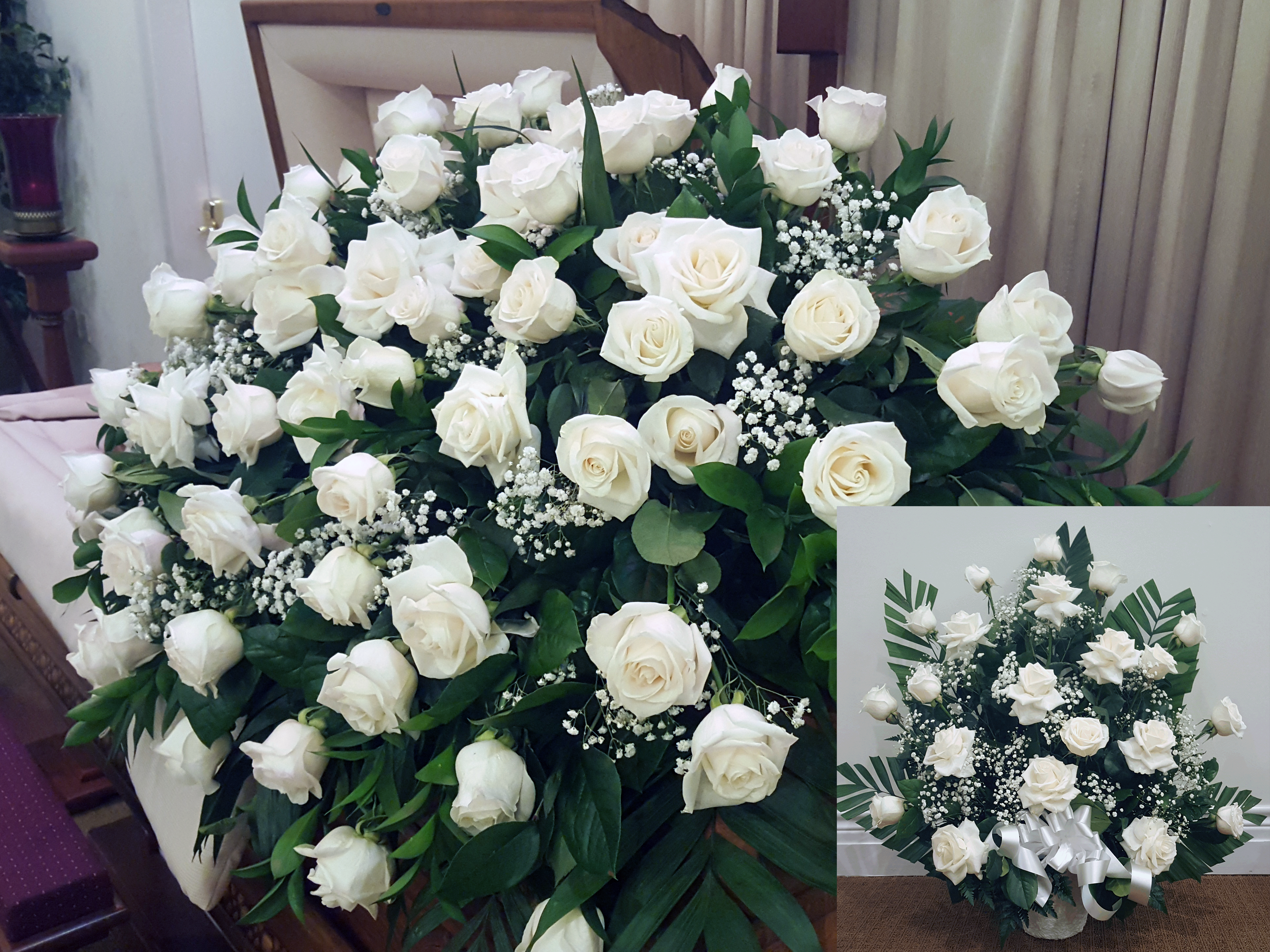 White Rose Package