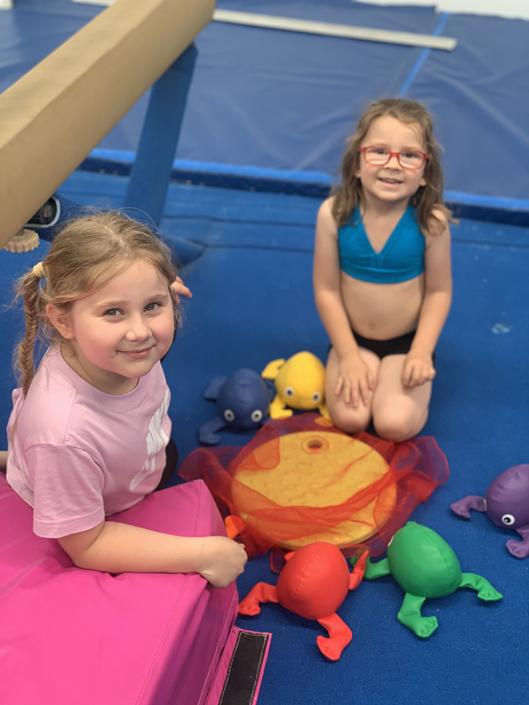 Dvine Gymsports School Holidays