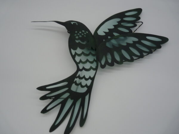 Solar Metal Wall Critters by Ultimate Innovations