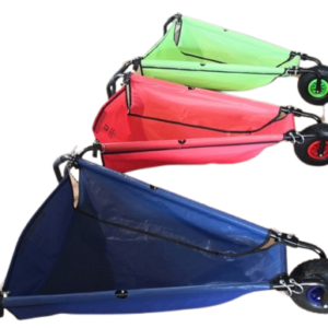 Easy Storage Folding Wheelbarrow by Ultimate Innovations