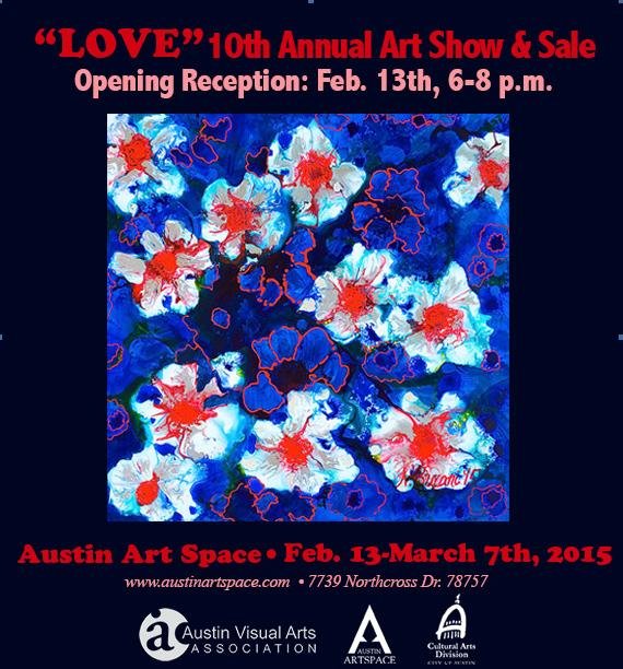 """""""Love"""" 1oth Annual Art SHow & Sale"""