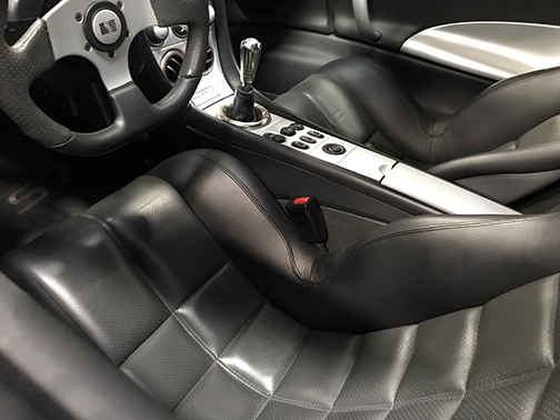 car leather cleaning