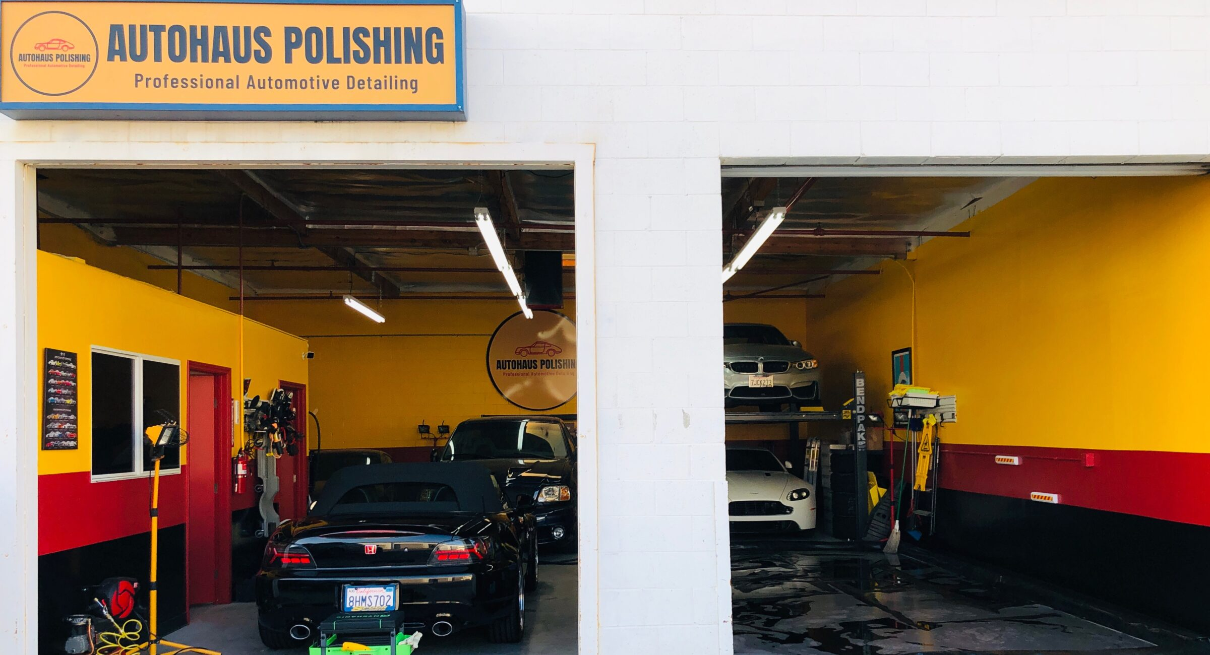 Autohaus Polishing offers car detailing in Santa Clarita