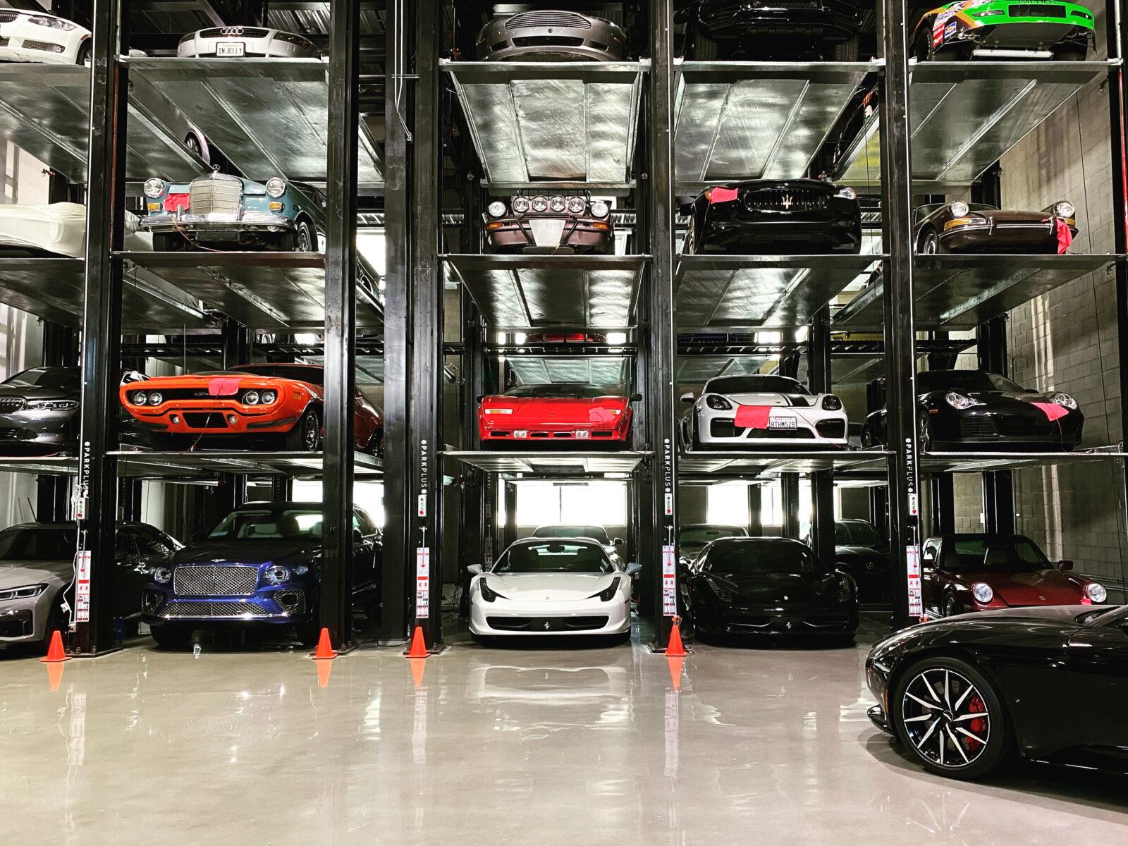 Westside Collector Car Storage