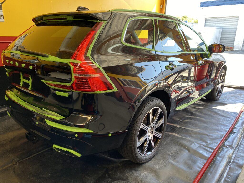 auto detailing in Santa Clarita