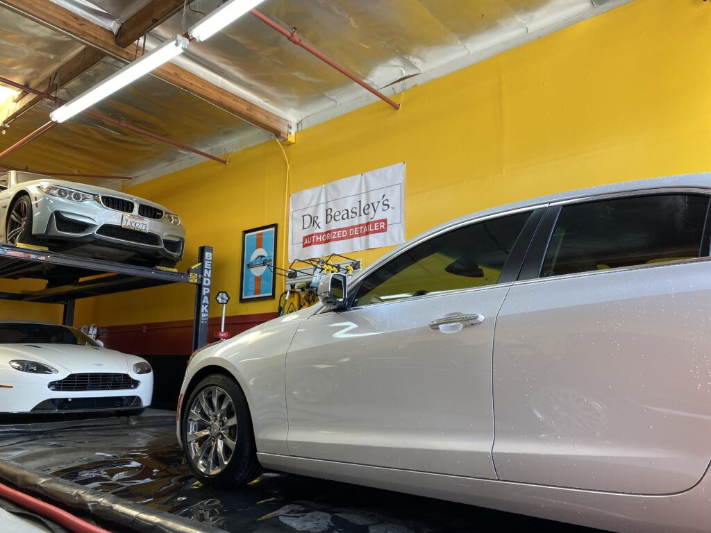 Dr. Beasley's Authorized Car Detailing and Polishing