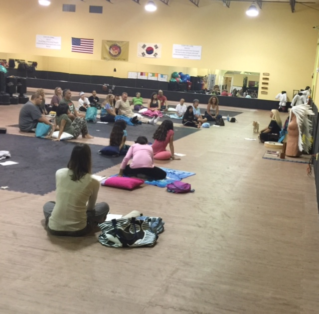 meditation clinic