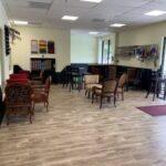 dojo interior lounge