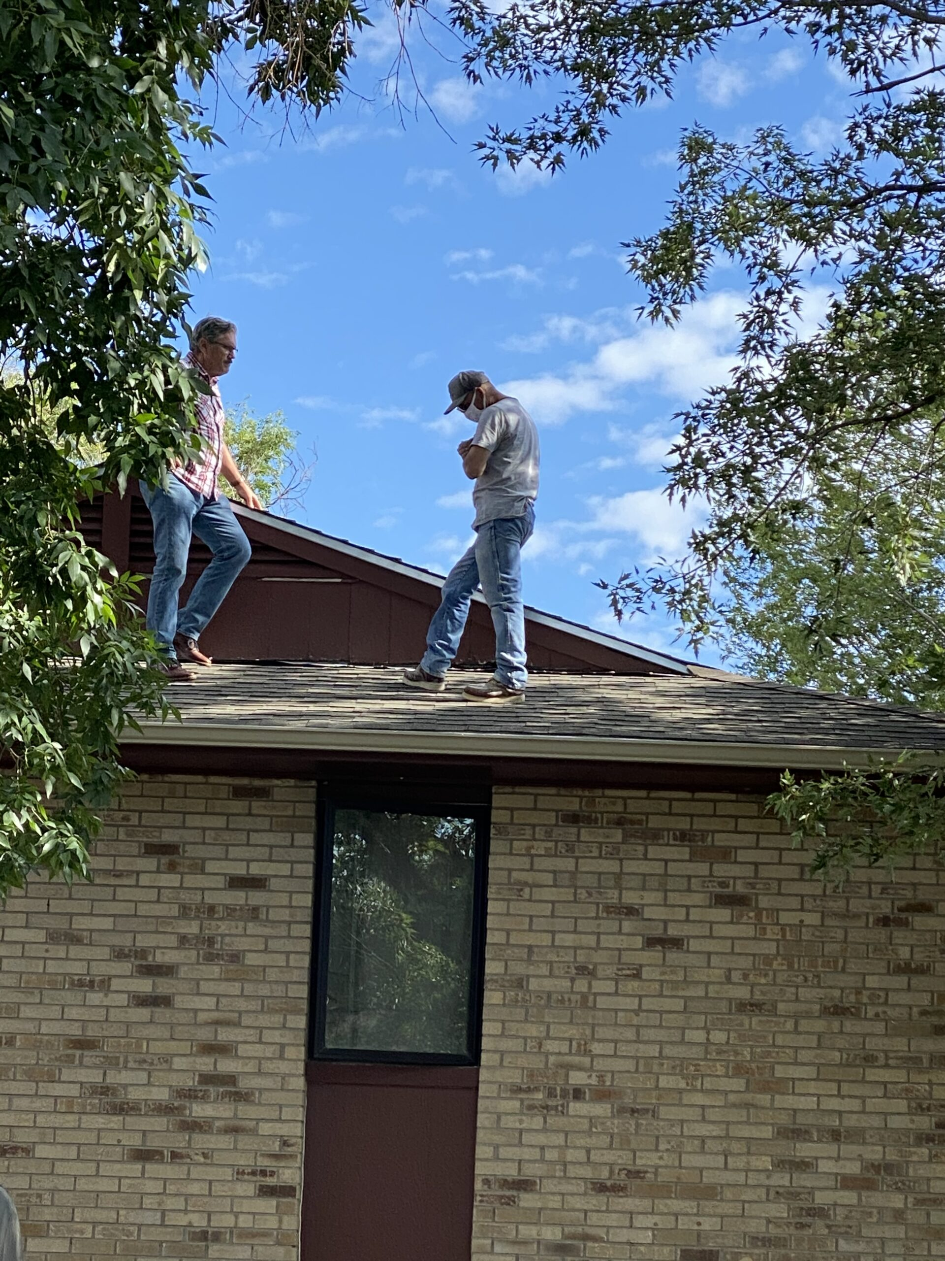 Ft Lupton housing authority roofing project