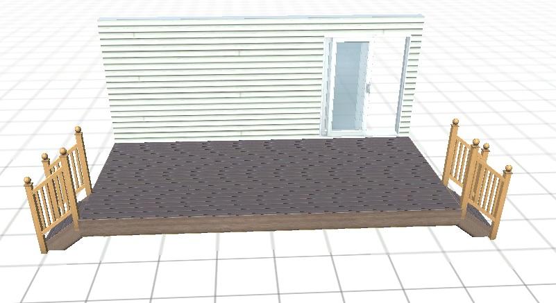 Trex Decking Design