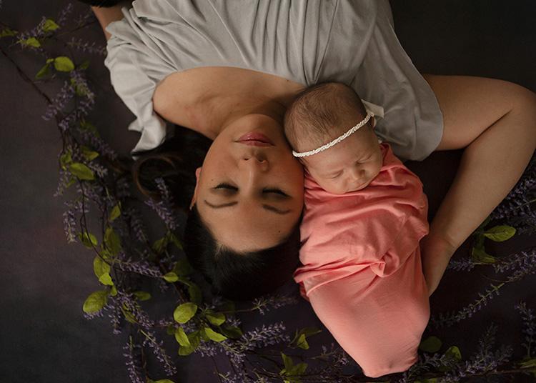 photography for babies: loudoun county newborn