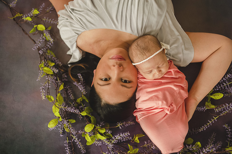 photography for babies: loudoun county newborn