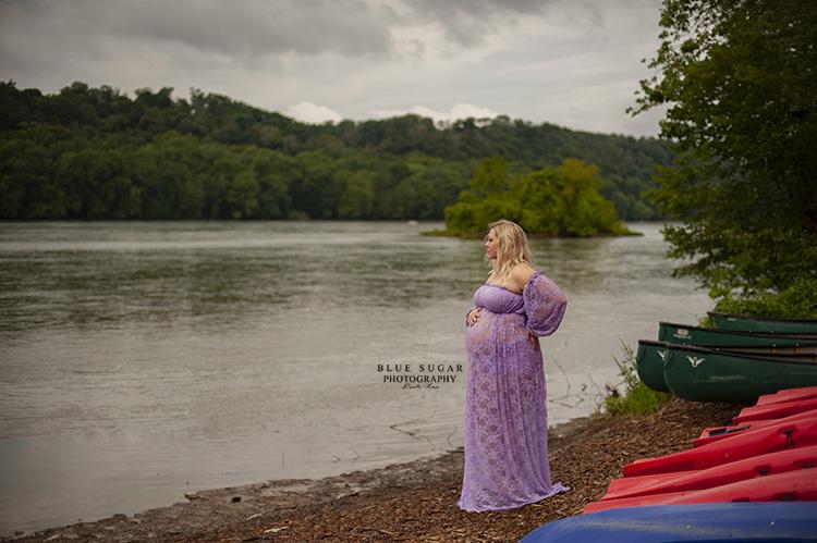 Loudoun County Maternity Portrait Session