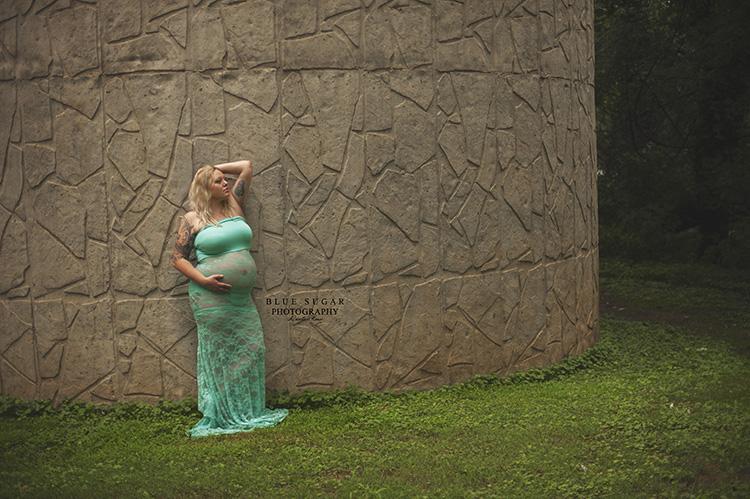 VA Maternity Photos