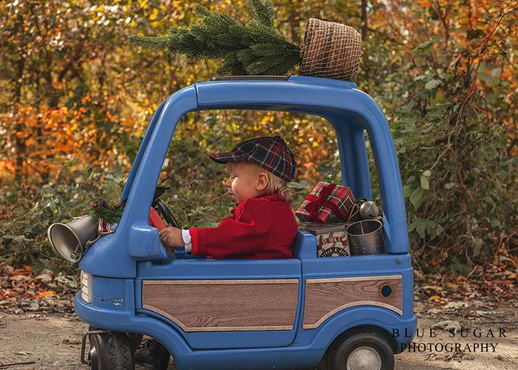 holiday photo idea