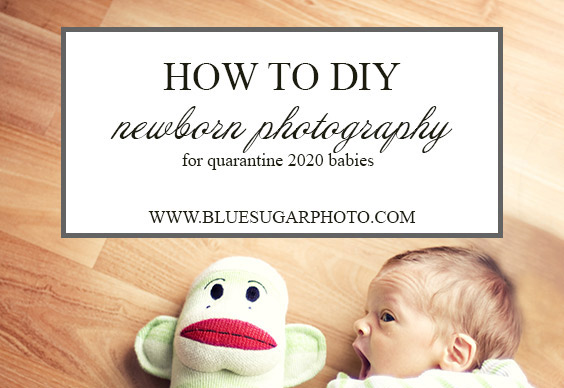 DIY Newborn Photos