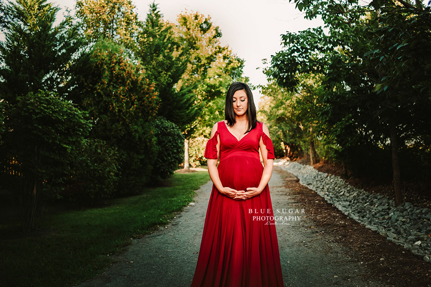 maternity portrait photographer