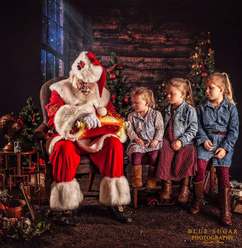 Santa Photo Session
