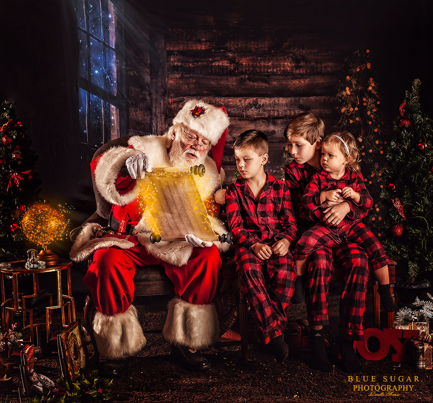 Magical Santa Shoot