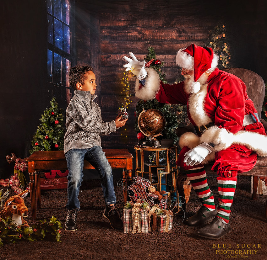 Magical Santa Sessions