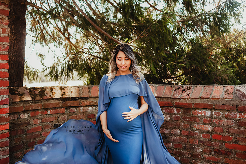 maternity portrait photographer
