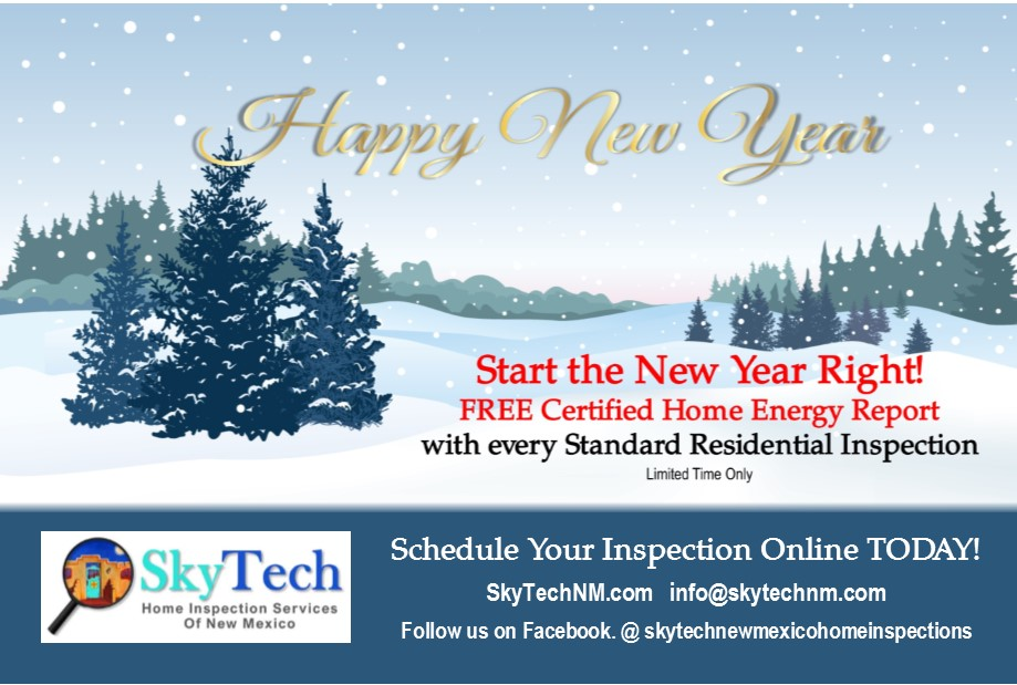 Property Inspection Offers January 2019