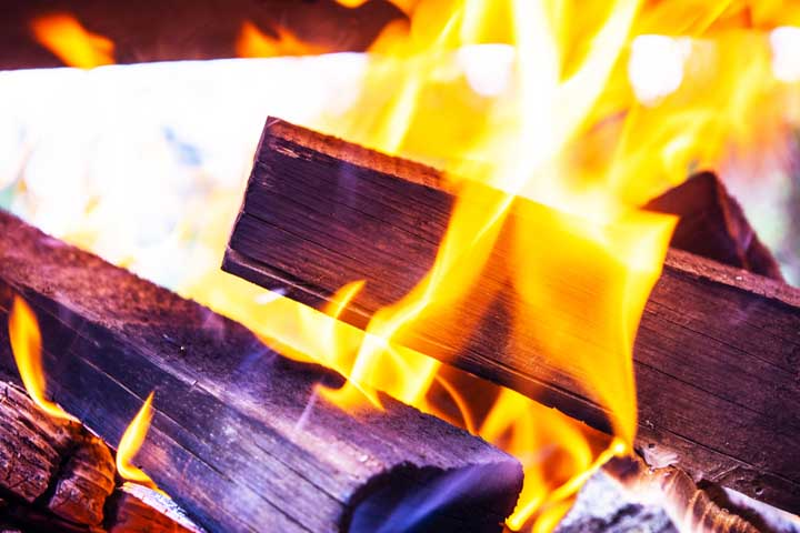 Don't Go Up In Smoke! Fireplace and Home Fire Safety