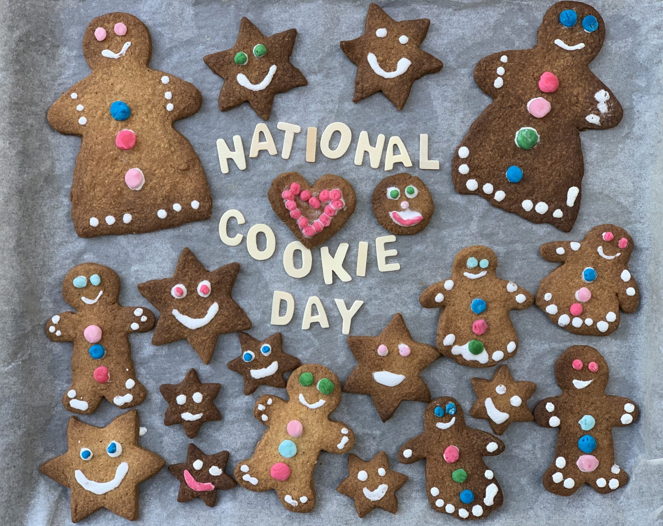 Celebrate National Cookie Day, December 4, 2020