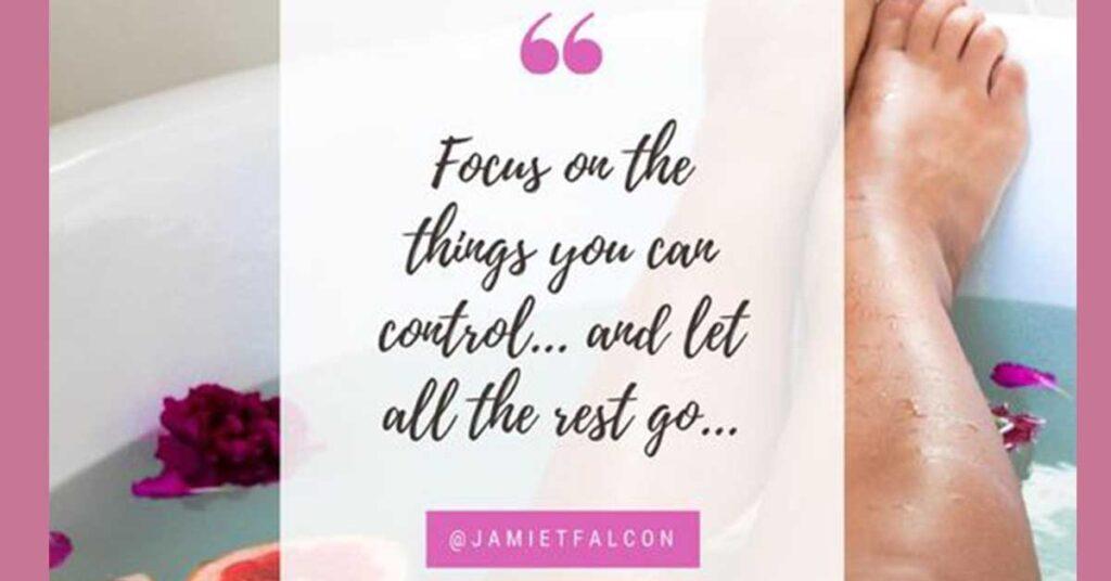 stress tips, Jamie Falcon Wellness