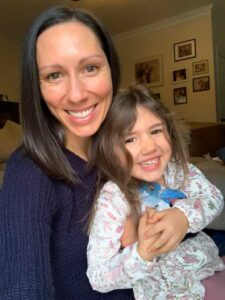 About Me - My Nutrition Journey - The power of motherhood