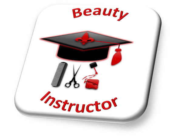 Beauty Instructor Icon