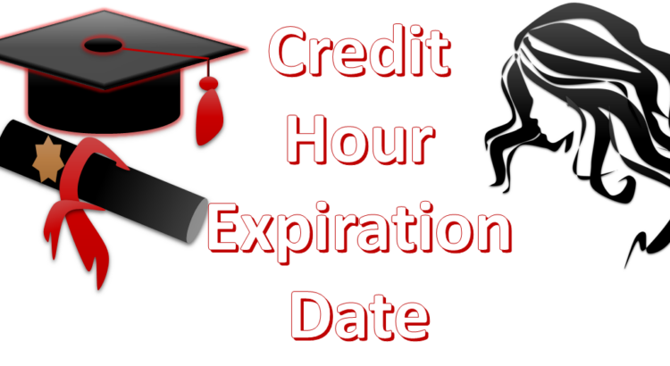 Louisville Beauty Academy - Credit Hour Expiration Date