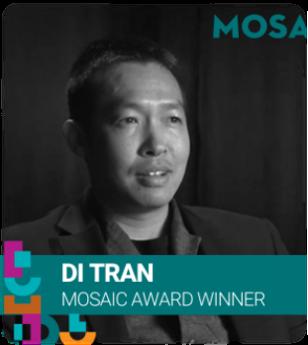 Di Tran - Jewish Family & Career Services - Mosaic Award Winner - May 2021